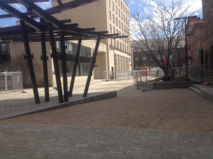 View from Seneca Street